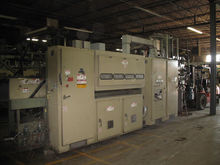 BROWN THERMOFORMING LINE CS-450