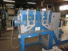 MA INDUSTRIES P750 GRANULATOR 1