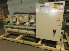 MCQUAY 40 TON WATER COOLED 1618