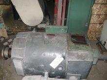 GE 250 HP D/C MOTOR 10907