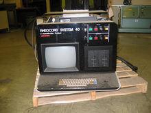 HAAKE RHEOCORD SYSTEM 40, MODEL