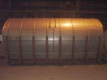 DELAVAL TANK, APPROXIMATELY 17,