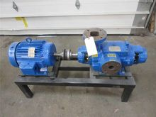 Used NASH 5 HP VACUU