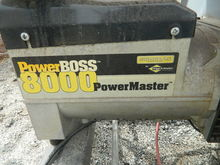 GENERAC POWER BOSS 8000
