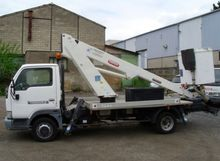 2002 Truck-Mounted Boom Lifts :