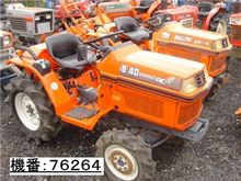 Used KUBOTA B-40 in