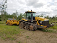 2005 Caterpillar mt865 Motor Sc