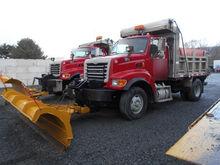 2003 Sterling L8500 Plow Truck