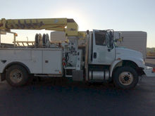 2009 International 4300 Digger
