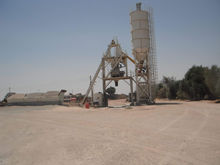 2010 sany hzs60g Concrete Batch