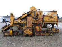 1992 Gomaco gt6300 Curb Machine