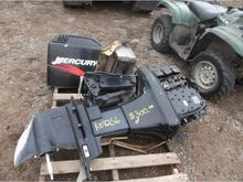 2002 Mercury 115 Outboard Motor