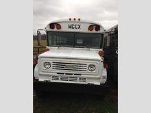 1988 Chevrolet bluebird Bus