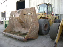 1997 Caterpillar 950f ii Wheel