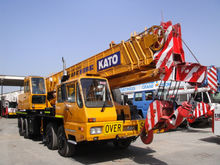 2005 Kato nk500e-v Hydraulic Tr