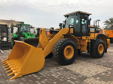 2012 Caterpillar 950k Wheel Loa