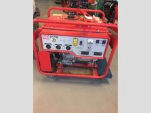 2012 Multiquip ga6ha Generator