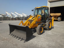 2010 jcb 3cx Loader Backhoe