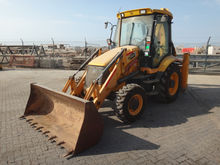 2008 jcb 3cx Loader Backhoe