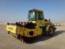2013 Bomag bw219d-4 Vibratory R
