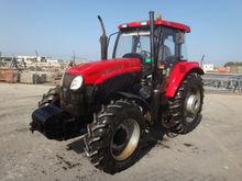 2012 yto x1254 Tractor