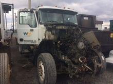 2007 Mack CV713 Rolloff Truck
