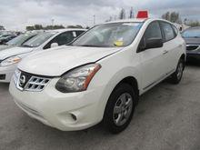 2014 nissan rogue select SUV