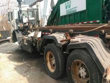 1998 Mack MR688S Rolloff Truck