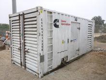 2015 Cummins c700d5 Generator S