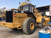 1999 Caterpillar 966f Wheel Loa