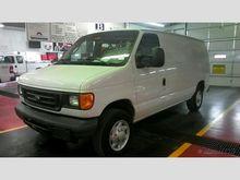 2007 ford E150 CARGO Van