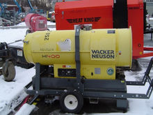 2013 Wacker Neuson HI400 Portab