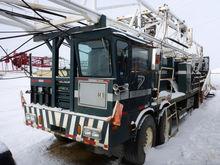 1981 Kin Rig truck mounted free