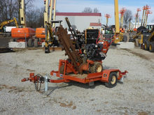 2008 Ditch Witch 1330 Trencher