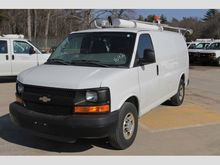 2010 Chevrolet Express 2500 Car