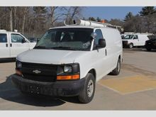 2008 Chevrolet Express 2500 Car