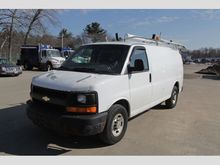 2007 Chevrolet Express 2500 Car