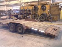 2007 Cronkhite 3612 Utility Tra