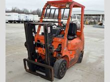 2000 Toyota 42-7fgcu25 Forklift