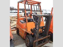 1999 Toyota 42-6fgcu25 Forklift