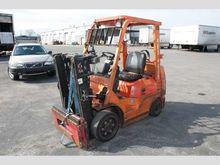 2004 Toyota 42-7fgcu25 Forklift