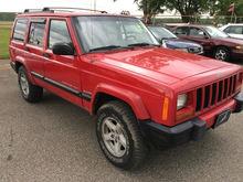 2000 Jeep cherokee Sport SUV -