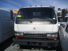 2001 mitsubishi FH211 Truck