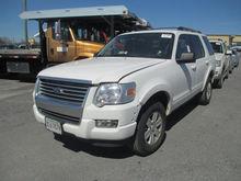 2009 ford U73 EXPLORER SUV