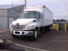 2008 hino 338 Truck