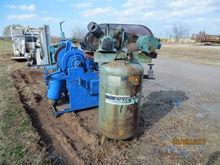 Speedaire 5f226 Air Compressor