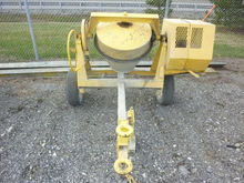 1993 Stone cmed 65 Cement Mixer