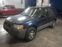 2002 ford escape XLS SUV