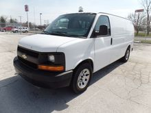 2010 Chevrolet Express 1500 Car