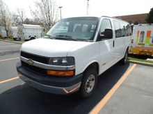 2005 Chevrolet Express 2500 Car